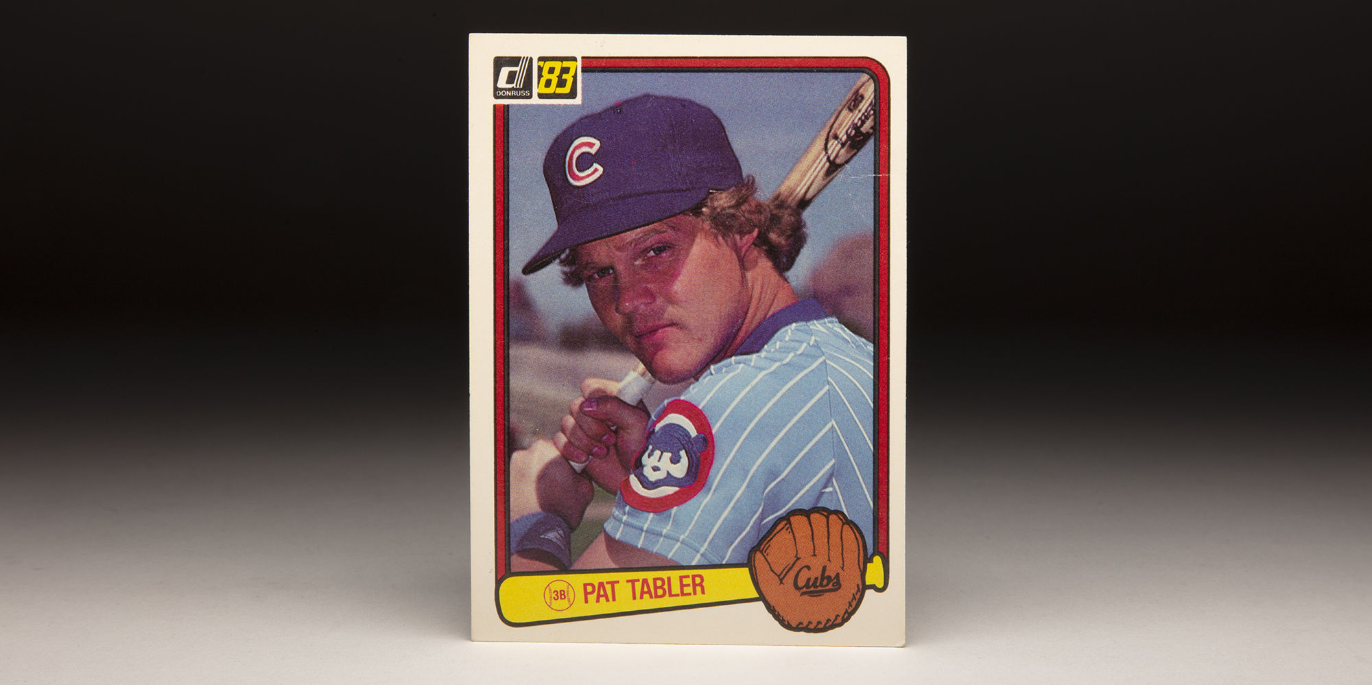 CardCorner: 1983 Donruss Pat Tabler | Baseball Hall of Fame