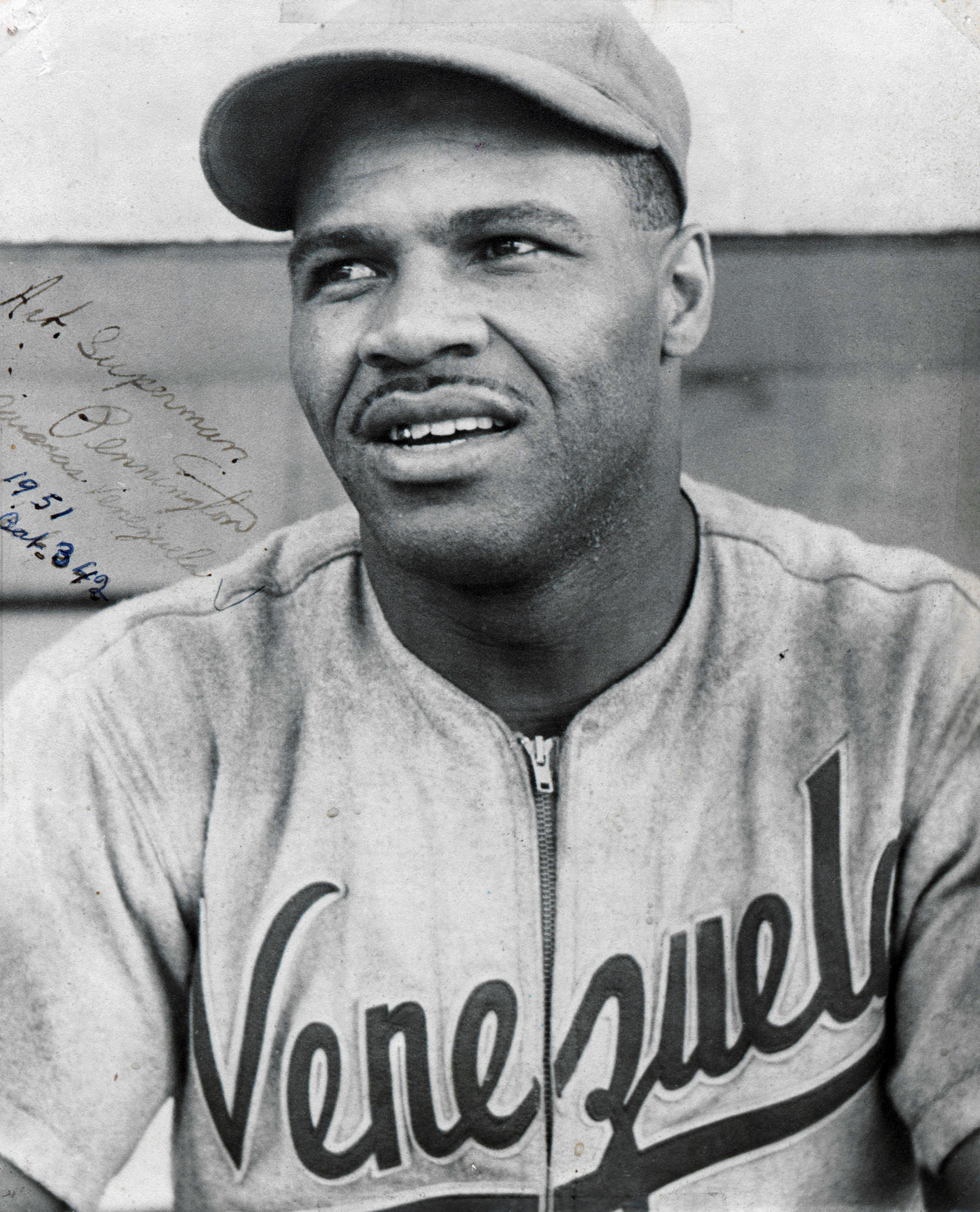 Art Pennington chose to play in Mexico, Cuba and Venezuela rather than deal with the racism and segregation in the United States.  BA-SCR-2-023  (National Baseball Hall of Fame)