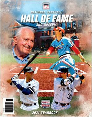 All membership levels receive the annual Hall of Fame Yearbook ($10.00 value).