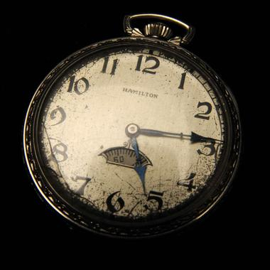 Hank Greenberg's Watch