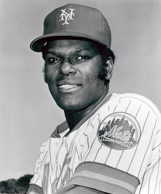Bob Gibson served as a respected coach following his playing days, including a stint with Joe Torre's New York Mets. (National Baseball Hall of Fame and Museum)