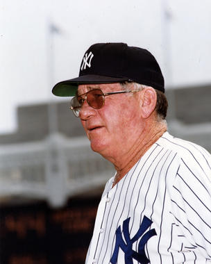 Bob Lemon managed the New York Yankees from 1978-1979 and again from 1981-1982. (National Baseball Hall of Fame and Museum)