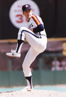Pitcher Nolan Ryan collected his 3,000th career strikeout on July 4, 1980, with the Houston Astros. Ryan had become baseball's first