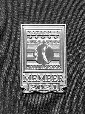 All membership levels receive the member-exclusive lapel pin. Family and higher levels receive two pins.
