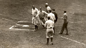 Footage from Ruth & Gehrig's 1927 Tour