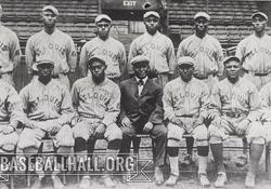 #Shortstops: Words on pictures tell fascinating Negro Leagues story