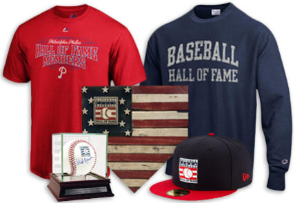 Official Hall of Fame Merchandise