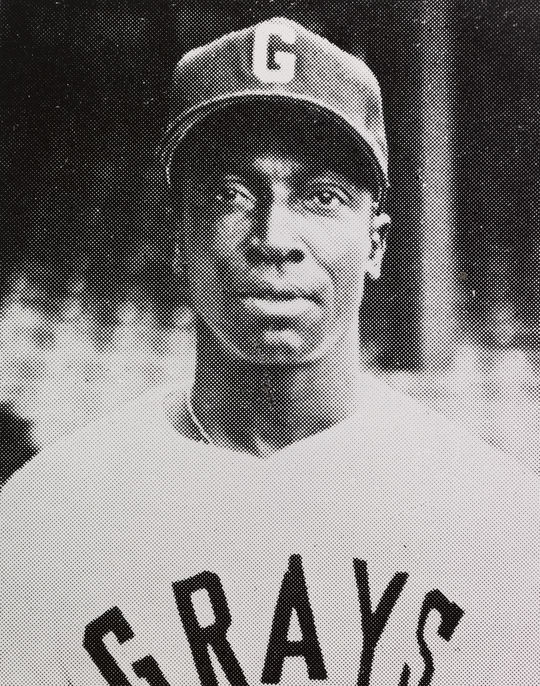 Negro Leagues star Cool Papa Bell was elected to the Hall of Fame in 1974. (National Baseball Hall of Fame and Museum)