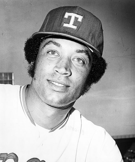 Jim Bibby (pictured above) was traded by the St. Louis Cardinals to the Texas Rangers on June 6, 1973, for pitcher Mike Nagy and catcher John Wockenfuss. (National Baseball Hall of Fame and Museum)
