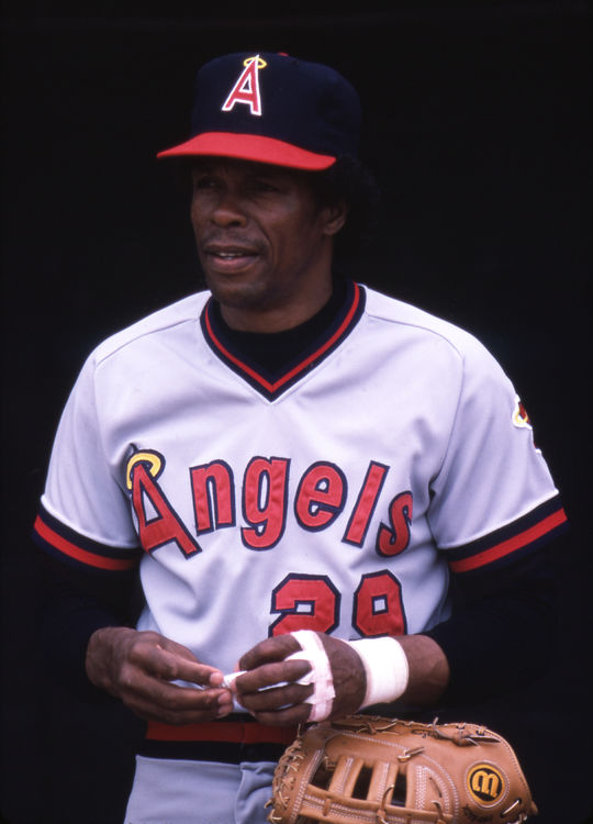 A powerful line drive off the bat of Rod Carew broke Chuck Hartenstein's hand during what would be his final major league season. (Lou Sauritch/National Baseball Hall of Fame and Museum)