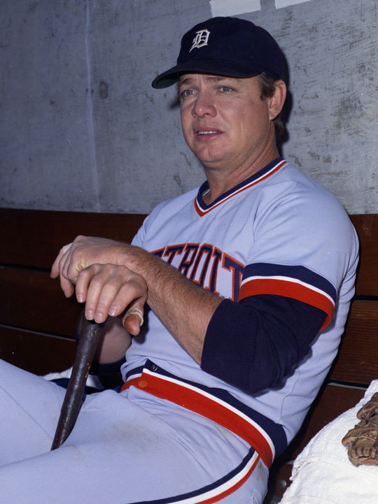 Norm Cash helped lead the Detroit Tigers to the 1968 World Series title, hitting .385 in the Fall Classic versus the Cardinals. (Doug McWilliams/National Baseball Hall of Fame and Museum)