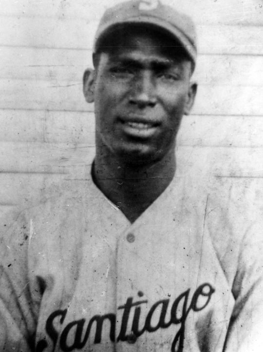 Elected to the Hall of Fame in 1977, Martin Dihigo starred as both a batter and a pitcher in the Negro Leagues and Caribbean leagues in the 1920s, 30s and 40s. He was the first Cuban player elected to the Hall of Fame. (National Baseball Hall of Fame and Museum)