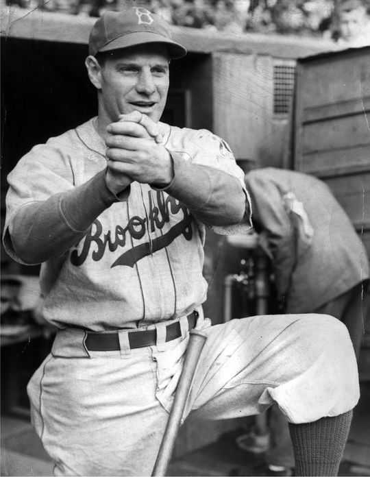 During his 1967 and 1968 major league seasons, Chuck Hartenstein played under future Hall of Fame manager Leo Durocher, pictured above. (National Baseball Hall of Fame and Museum)