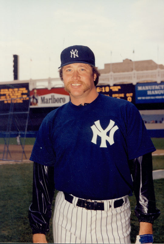 Rich Gossage signed a six-year deal with the New York Yankees after his time in Pittsburgh, and he helped the Yankees win the World Series in 1978. (National Baseball Hall of Fame and Museum)