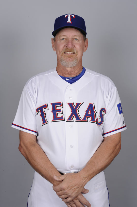 After retiring as a ballplayer, Bob Jones found success as a minor league manager, Rangers coach and, later on, a special assistant for player development in the Rangers' front office. (National Baseball Hall of Fame and Museum)