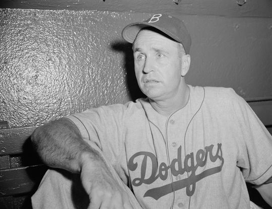 Hall of Famer Walter Alston managed Jim Lefebvre during his tenure with the Dodgers, and was complimentary of Lefebvre's attitude on the bench. (Osvaldo Salas/National Baseball Hall of Fame and Museum)