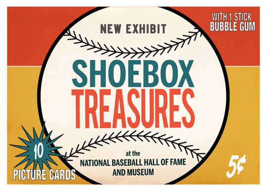 The Museum's <em>Shoebox Treasures</em> exhibit will open Memorial Day Weekend of 2019.