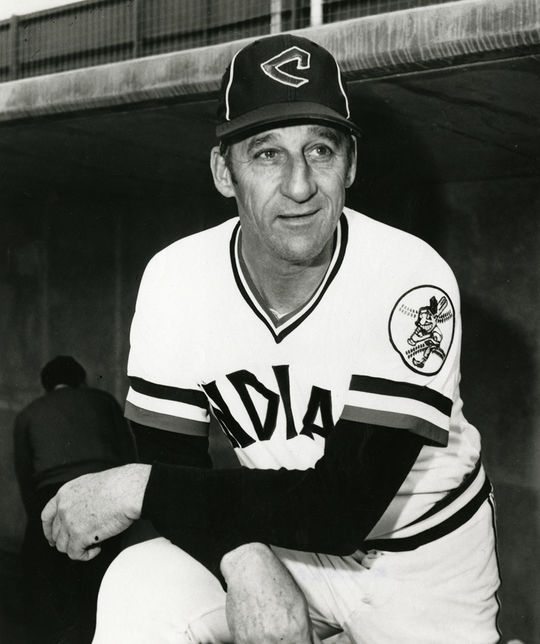 Hall of Famer Warren Spahn, who worked for several teams as a pitching coach following his playing career, is credited by Fred Norman for having taught him the nuances of pitching. (National Baseball Hall of Fame and Museum)