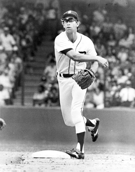 Alan Trammell was drafted by the Detroit Tigers in the second round of the 1976 draft. He would be elected to the Hall of Fame, along with teammate Jack Morris, in 2018. (National Baseball Hall of Fame and Museum)