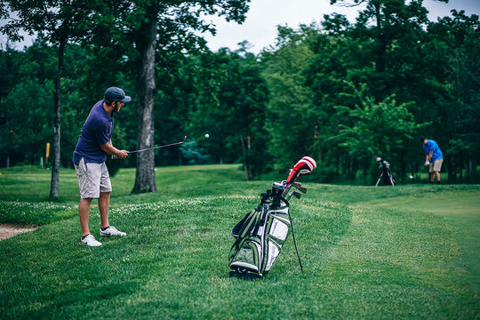 The Leatherstocking Golf Course is just one of many courses in the area. (National Baseball Hall of Fame and Museum)