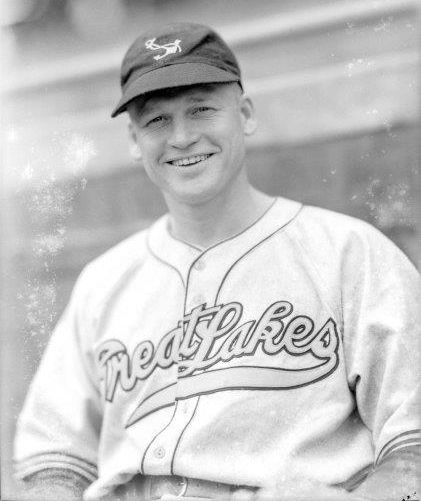 Benny McCoy was one of hundreds of big leaguers whose career was shortened by military service during World War II. (George Burke/National Baseball Hall of Fame and Museum)