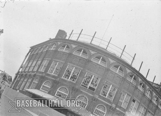 Construction on Ebbets Field originally began on March 4, 1912 and the first baseball game was hosted there a little more than a year later. (Sam Stein)