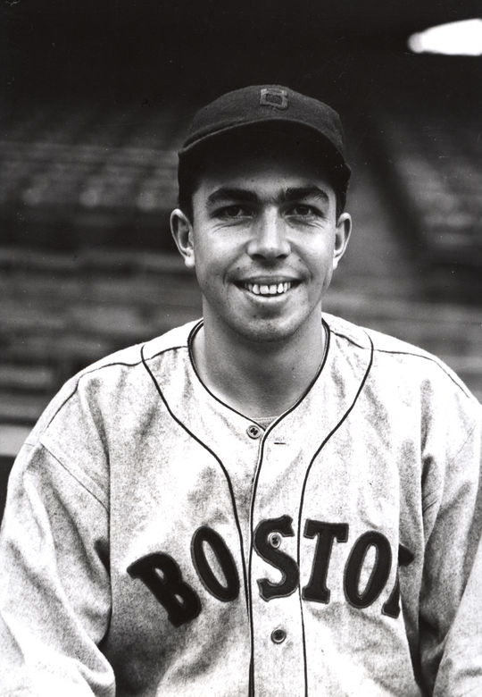 Mel Almada played for the Boston Red Sox from 1933-37. (National Baseball Hall of Fame and Museum)