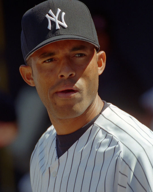 Mariano Rivera, in his first year on the ballot, became the first player in history to be elected to the National Baseball Hall of Fame with 100 percent of the votes. (Cliff Welch/National Baseball Hall of Fame and Museum)