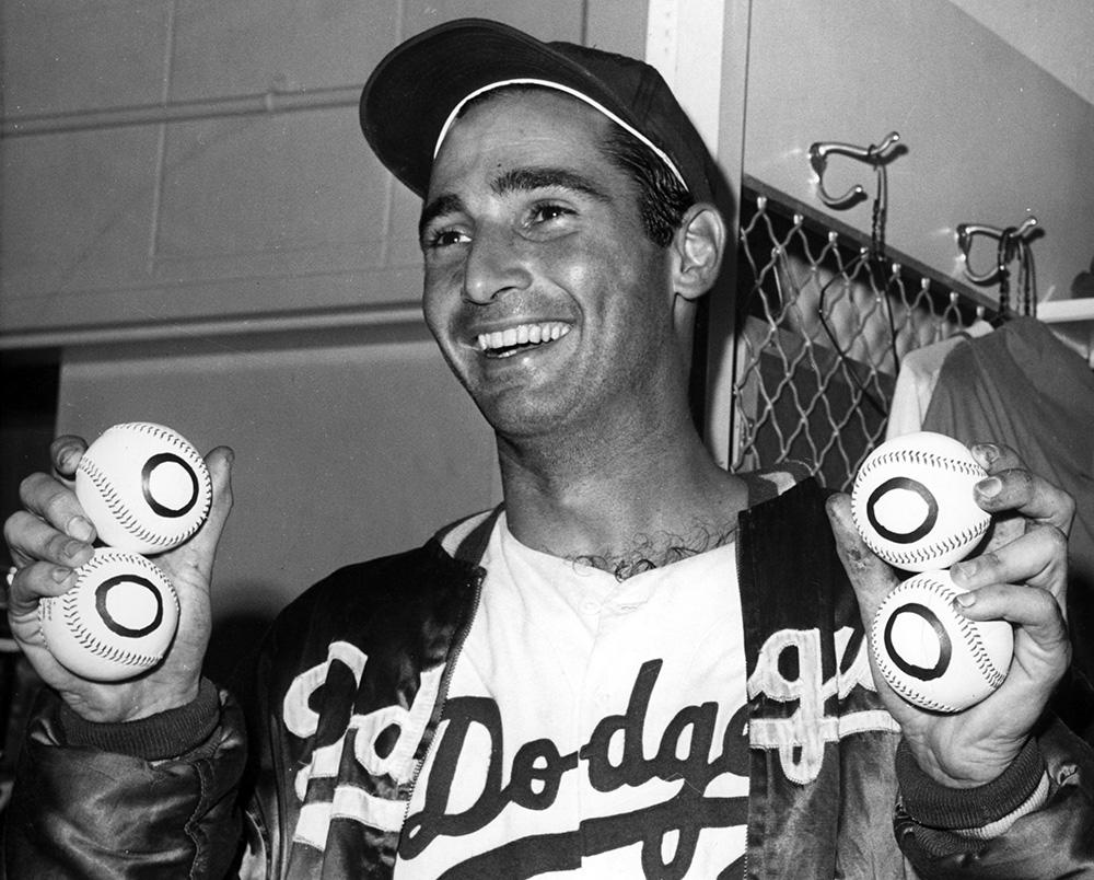 Vin Scully call of final three outs of Sandy Koufax's perfect game